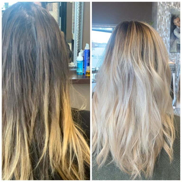 Hair Color and Highlights Salon Denver, CO