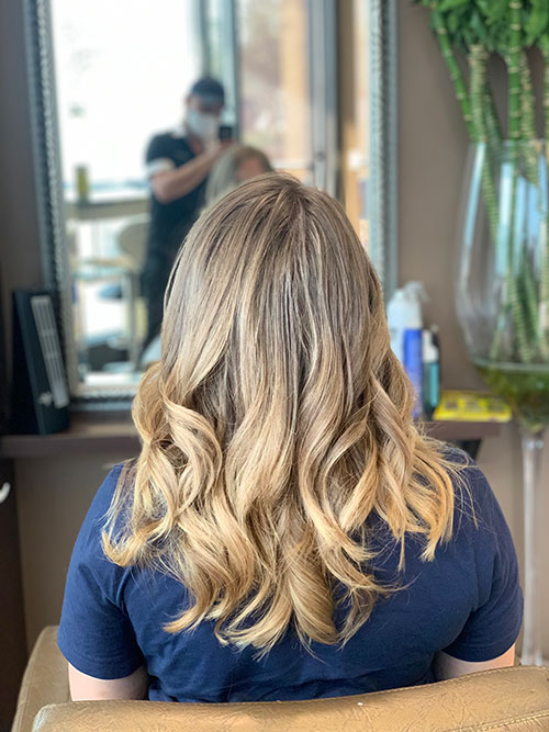 Balayage Brown Hair Salons Denver, Co - Salon Vo